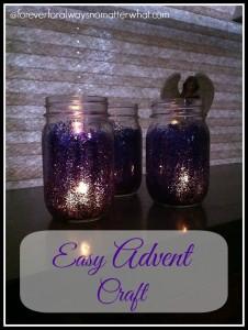 Easy Advent Craft